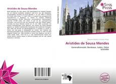 Portada del libro de Aristides de Sousa Mendes