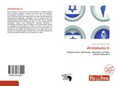 Copertina di Aristobulos II.
