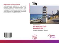 Bookcover of Aristobulos von Kassandreia