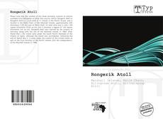 Bookcover of Rongerik Atoll