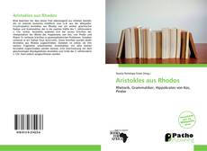 Bookcover of Aristokles aus Rhodos