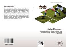 Bookcover of Blaise Mamoum