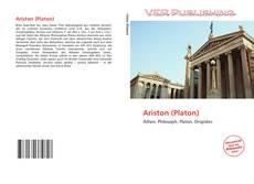 Capa do livro de Ariston (Platon)