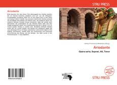 Bookcover of Ariodante