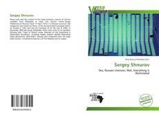 Bookcover of Sergey Shnurov