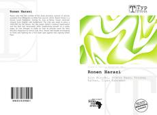 Bookcover of Ronen Harazi