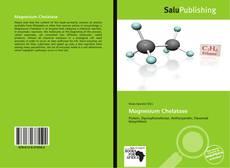 Copertina di Magnesium Chelatase