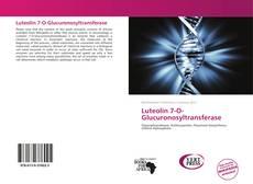 Buchcover von Luteolin 7-O-Glucuronosyltransferase