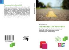 Обложка Tennessee State Route 840