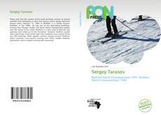 Couverture de Sergey Tarasov