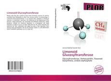 Borítókép a  Limonoid Glucosyltransferase - hoz