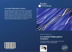 Bookcover of Lavandulyl Diphosphate Synthase