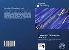 Couverture de Lavandulyl Diphosphate Synthase