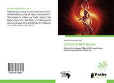 Bookcover of Lathosterol Oxidase