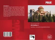 Portada del libro de Aristakes I.