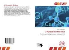 Bookcover of L-Pipecolate Oxidase