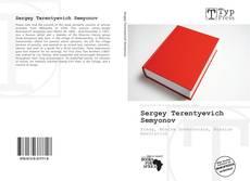 Portada del libro de Sergey Terentyevich Semyonov