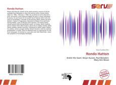 Обложка Rondo Hatton