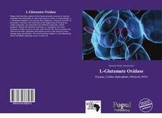 Buchcover von L-Glutamate Oxidase