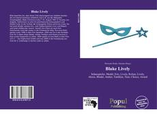 Bookcover of Blake Lively