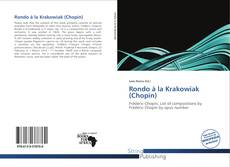 Rondo à la Krakowiak (Chopin) kitap kapağı