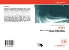 Buchcover von PROIV