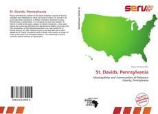 Обложка St. Davids, Pennsylvania