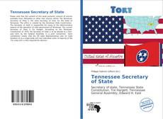 Обложка Tennessee Secretary of State
