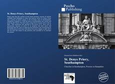 Bookcover of St. Denys Priory, Southampton