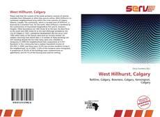 Buchcover von West Hillhurst, Calgary