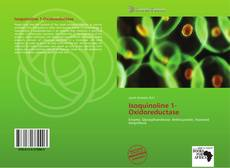 Bookcover of Isoquinoline 1-Oxidoreductase