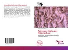 Capa do livro de Aristokles (Sohn des Nikomachos)