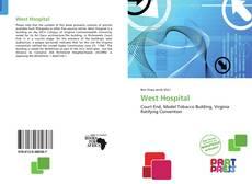 Capa do livro de West Hospital