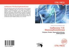 Buchcover von Isoflavone 7-O-Glucosyltransferase