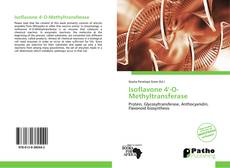 Buchcover von Isoflavone 4'-O-Methyltransferase