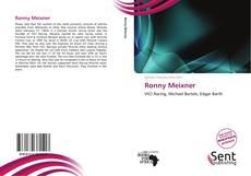 Portada del libro de Ronny Meixner
