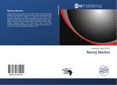 Bookcover of Ronny Markes