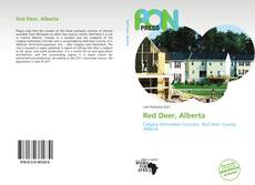 Bookcover of Red Deer, Alberta