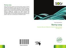 Bookcover of Ronny Levy