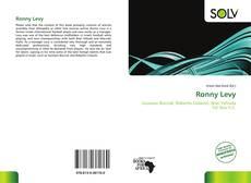 Buchcover von Ronny Levy