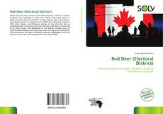Capa do livro de Red Deer (Electoral District)