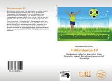 Blankenburger FV kitap kapağı