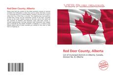 Red Deer County, Alberta kitap kapağı