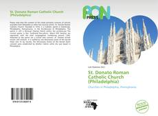 Bookcover of St. Donato Roman Catholic Church (Philadelphia)