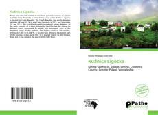 Capa do livro de Kuźnica Ligocka
