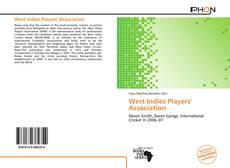 Borítókép a  West Indies Players' Association - hoz