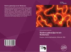 Bookcover of Hydroxyphenylpyruvate Reductase