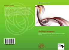Bookcover of Ronny Gaspercic