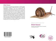 Buchcover von Arion fuscus