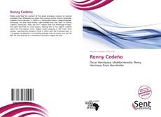 Ronny Cedeño kitap kapağı